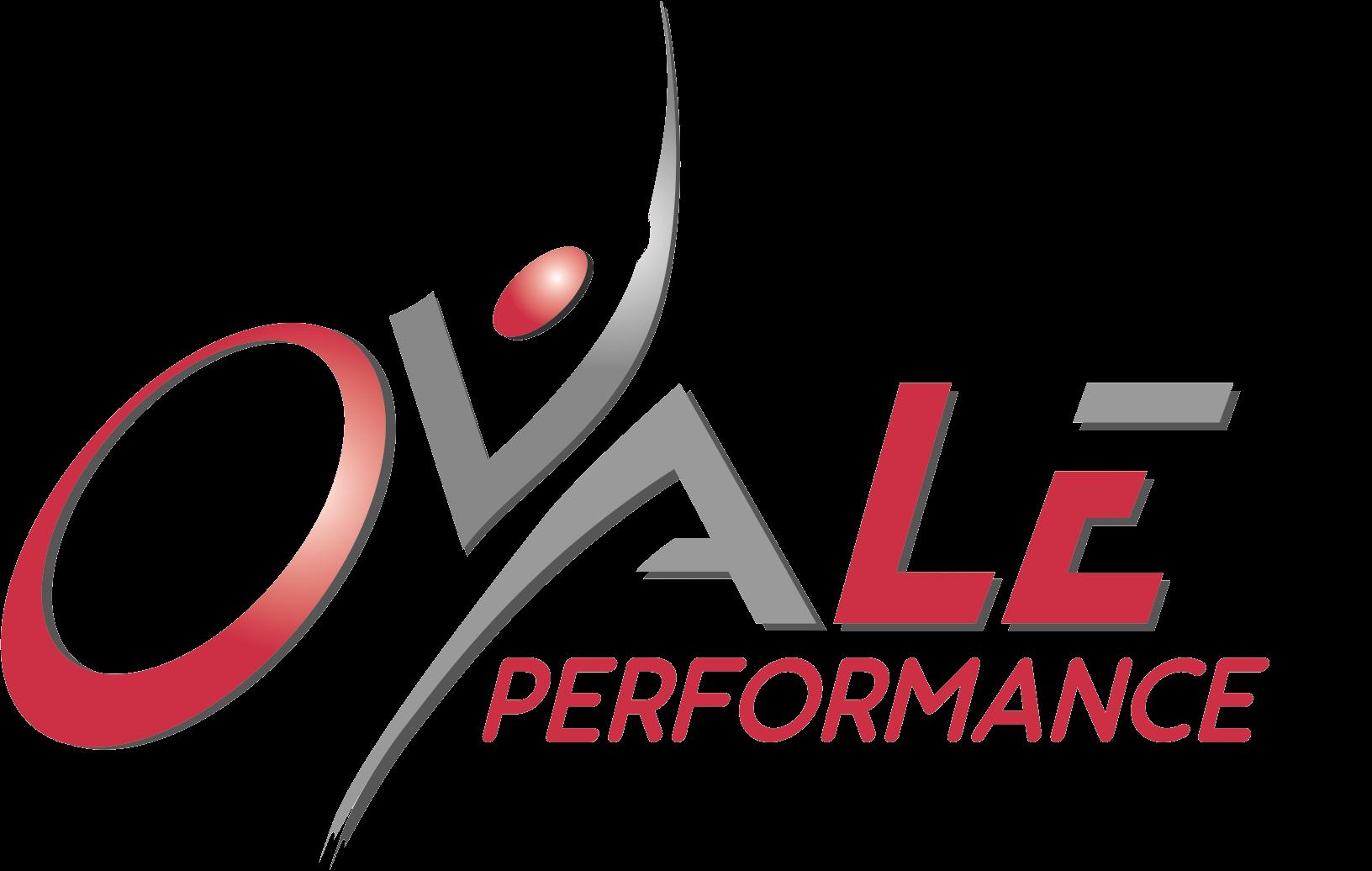 Logo Ovale Performance - sans fond